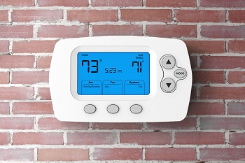 Thermostat Installed in Wisconsin Home